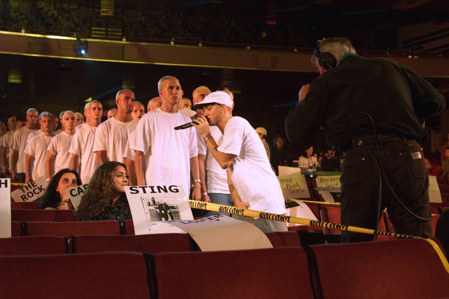 2000 Eminem MTV VMA