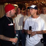2000 Eminem MTV VMA 3