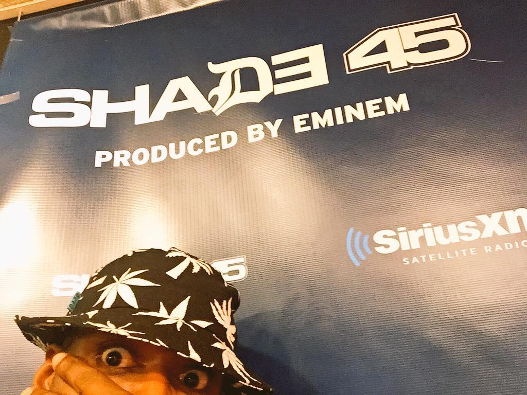 2015 DJ Whoo Kid Shade 45