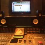 2015.09.28 - DJ Whoo Kid Eminem Studio Detroit