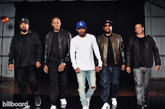 N.W.A Straight Outta Compton Kendrick Lamar