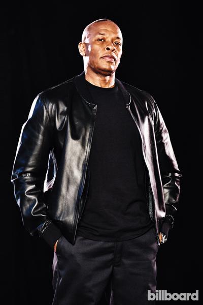 Dr. Dre 2015 Milk Studios