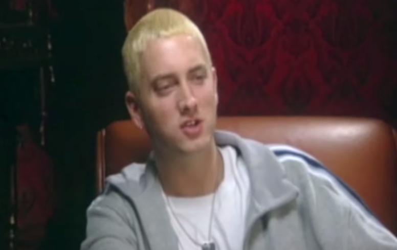 Интервью: Eminem о своей дочери Хейли. 1999 год. Русская озвучка