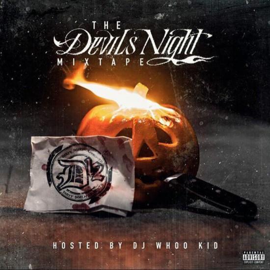 Группа D12 анонсировала название, обложку и дату выхода нового микстейпа Devil's Night Mixtape