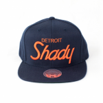DETROIT – MITCHELL & NESS X SHADY RECORDS SNAPBACK
