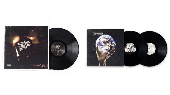 Devils Night Vinyl 2LP + D12 World Vinyl 2LP