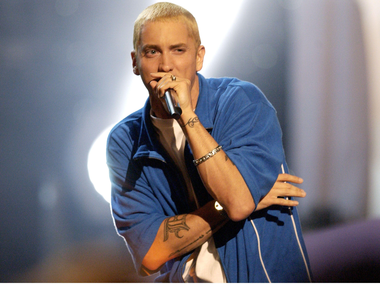 С Днем Рождения, Eminem!