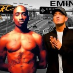 Eminem and Tupac 2Pac 2015 2