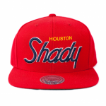 HOUSTON – MITCHELL & NESS X SHADY RECORDS SNAPBACK