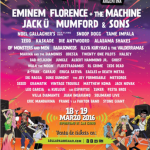Eminem is performing in Argentina for Lollapalooza 2016