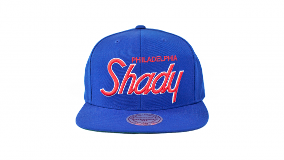 Shady Records X Mitchell & Ness