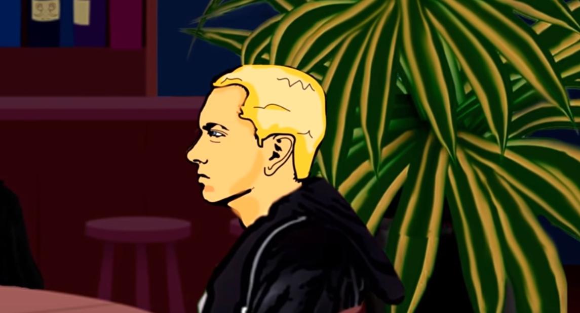 [Анимационный клип] Mr. Porter feat. Royce Da5'9