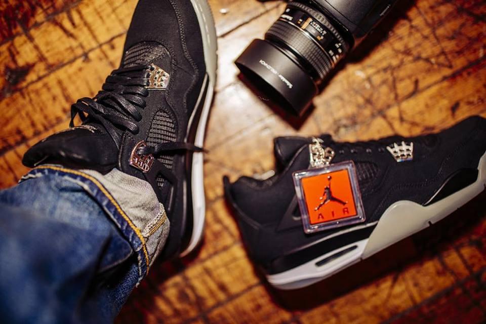 Eminem Air Jordan IV Mark Wahlberg