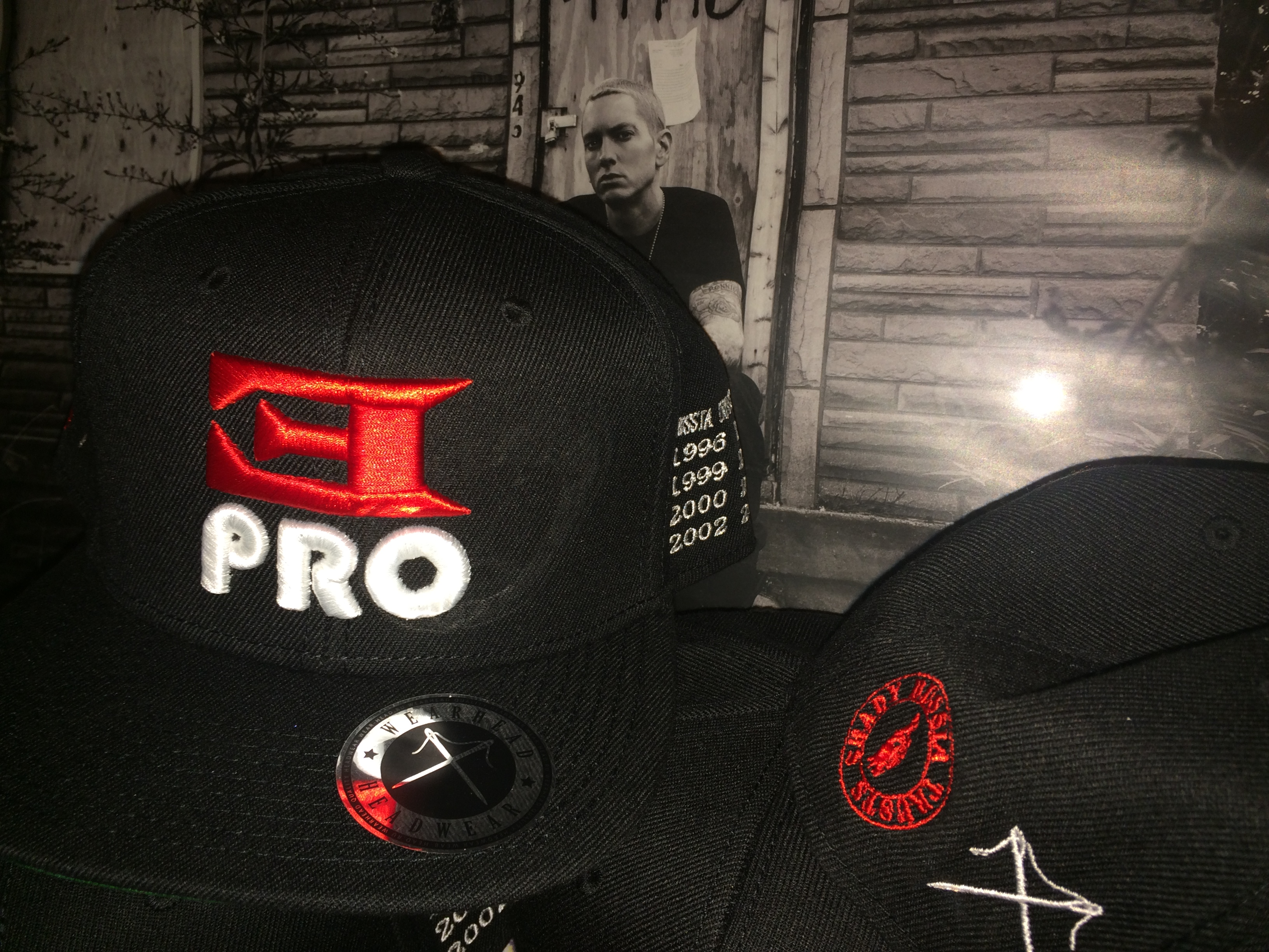 Снепбек Eminem.Pro