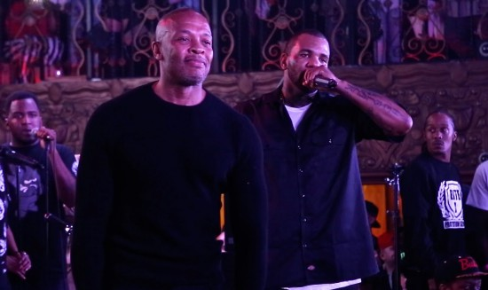 "Dr. Dre заставил рэпера Game переписать весь альбом ""The Documentary 2"""