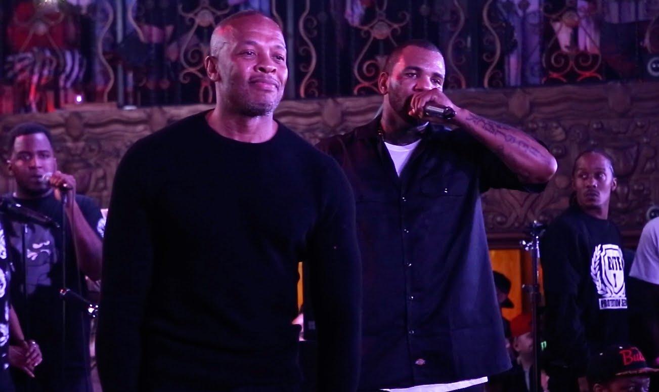 Dr. Dre заставил рэпера Game переписать весь альбом