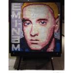 The Real Eminem Broke City Trash Rapper