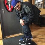Joell Ortiz Eminem x Air Jordan 4 Carhartt