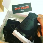 KXNG Crooked x Eminem Christmas Air Jordan IV