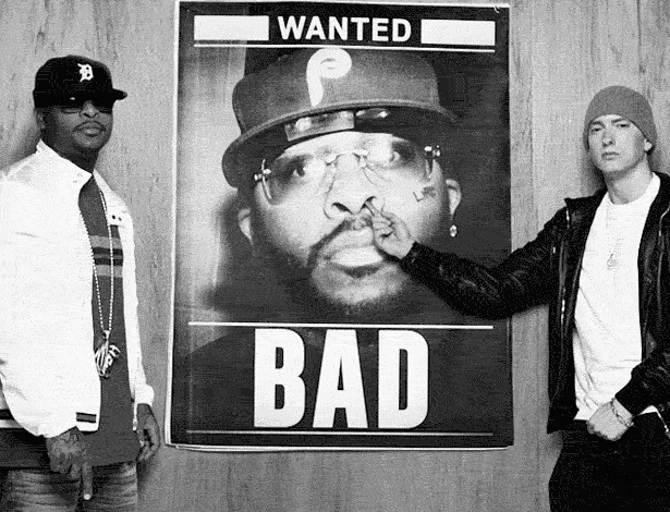 Bad Meets Evil Royce Da 5'9