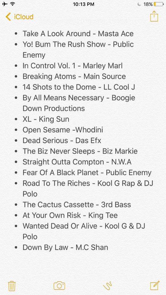 2016.01.29 - Eminem cassette collection