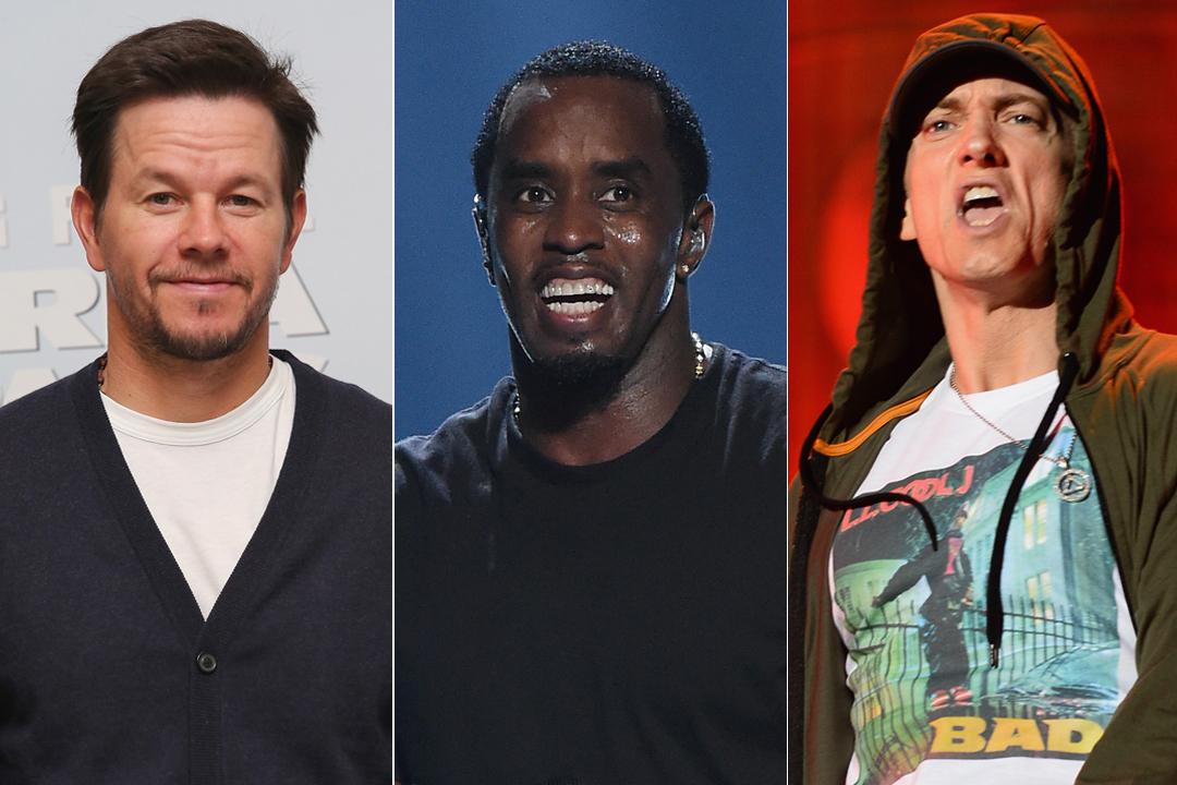 Eminem, Puff Diddy, Wiz Khalifa и Mark Wahlberg пожертвовали воду американскому городу Флинт