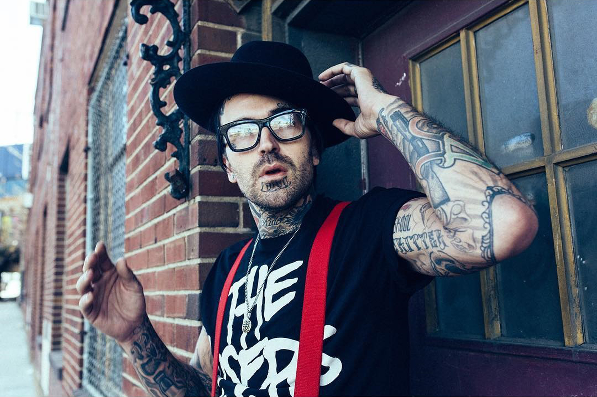 Yelawolf by Spidy Smith 2016