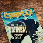 Eminem Complex Cover Story 2013