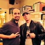 2016.01.31 - Lin-Manuel Miranda and Eminem