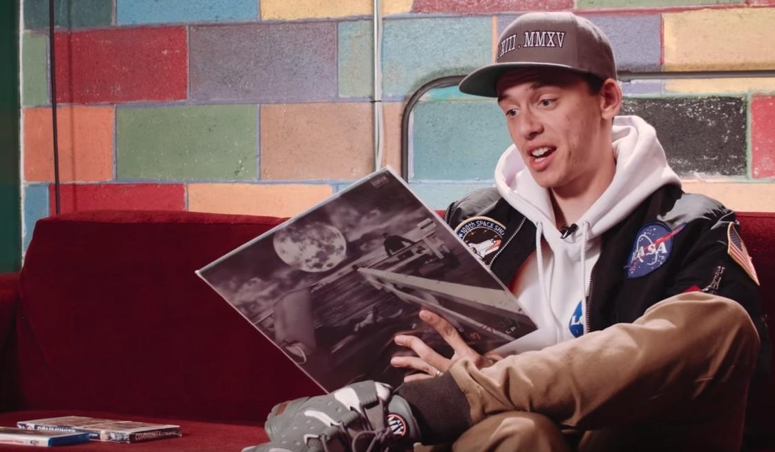 Рэпер Logic об альбоме Эминема «The Slim Shady LP»
