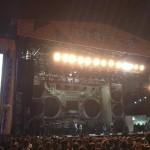 2016.03.13 - Eminem Lollapalooza Brazil 2016 16 2:20 по Москве. Началась подготовка сцены для выступления Эминема