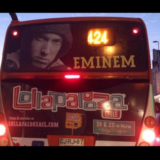2016.03.13 - Eminem Lollapalooza Brazil 2016