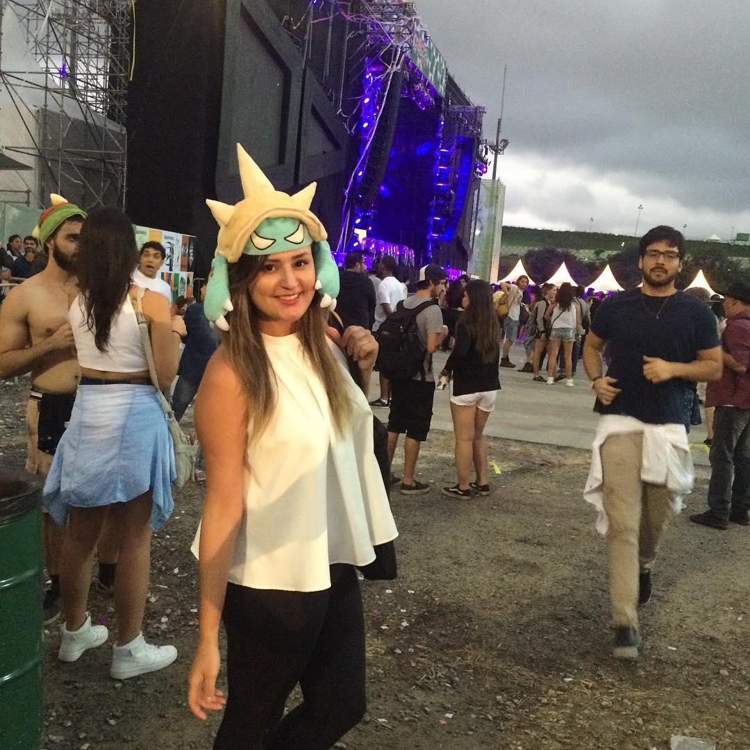 The Alchemist, готовится к выступлению на фестивале «Lollapalooza» в Бразилии.