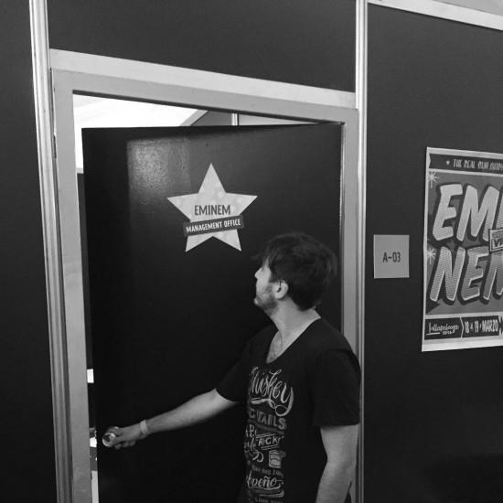 Eminem Lollapalooza 2016 Argentina
