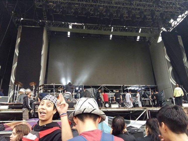 Трансляция с концерта Эминема на фестивале Lollapalooza 2016 в Аргентине