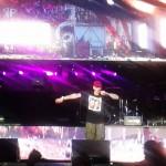 Eminem Santiago, Chile Lollapalooza 2016 Чили, Сантьяго