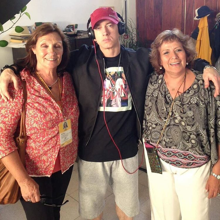 Eminem and Stan Lollapalooza 2016 Argentina