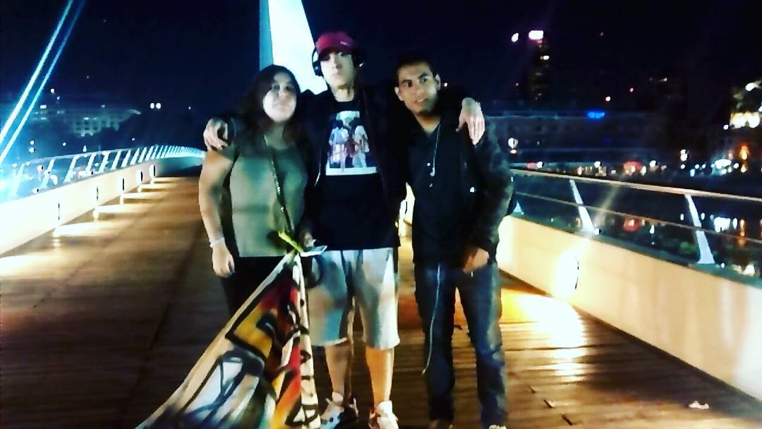 Eminem and Stan Lollapalooza 2016 Argentina