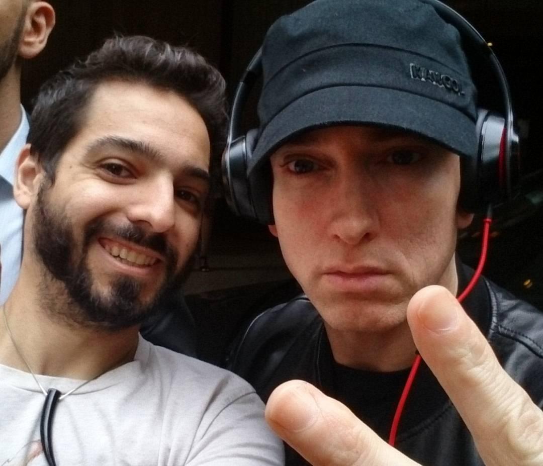 Eminem ann Stan Lollapalooza 2016 Brazil 1