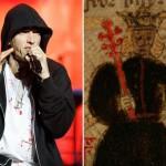 Eminem - предок Уэльского короля Родри Великого