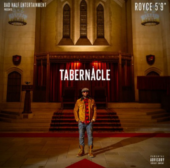 Royce Da 59 Tabernacle 2016 Cover