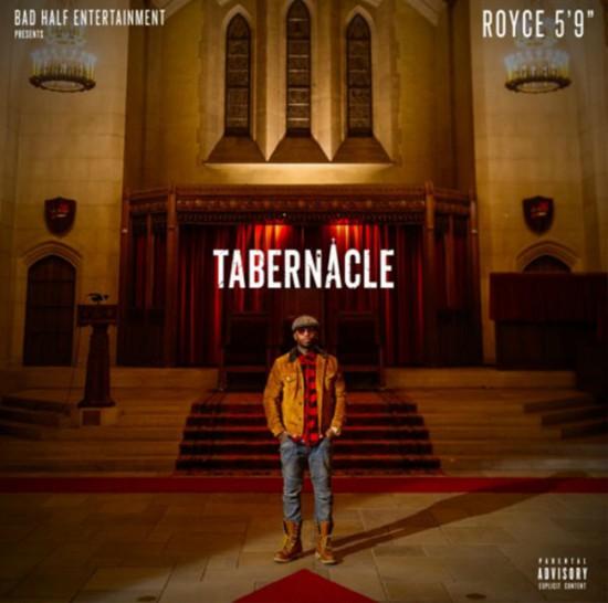 Royce Da 59 Tabernacle 2016 Cover