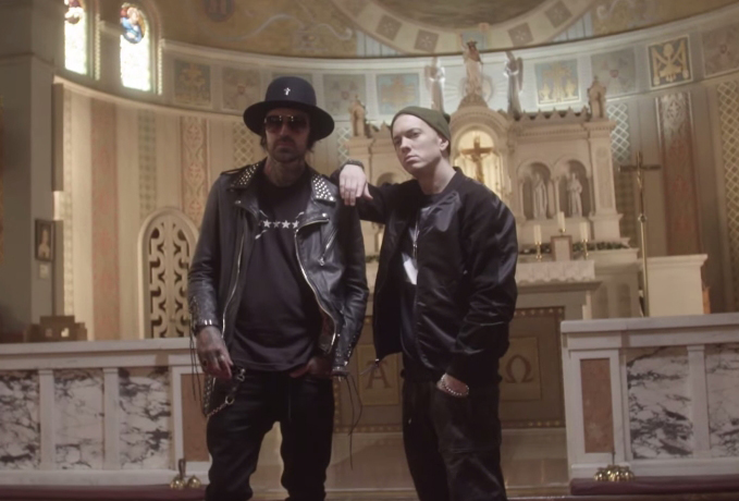Yelawolf and Eminem 2015
