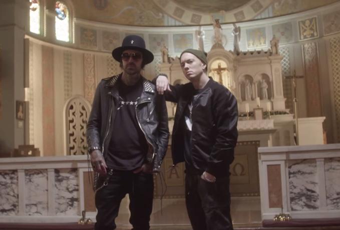 Yelawolf and Eminem 2015