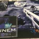 The Slim Shady LP Cassette, Vinyl and CD
