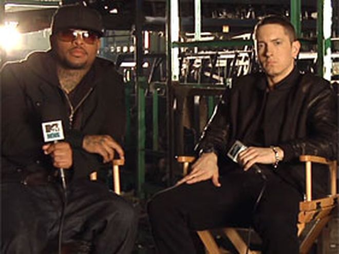 Интервью Royce Da 5'9