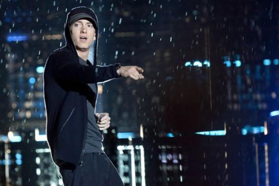Eminem запретил медиаконцерну Globo снимать своё выступление на Lollapalooza