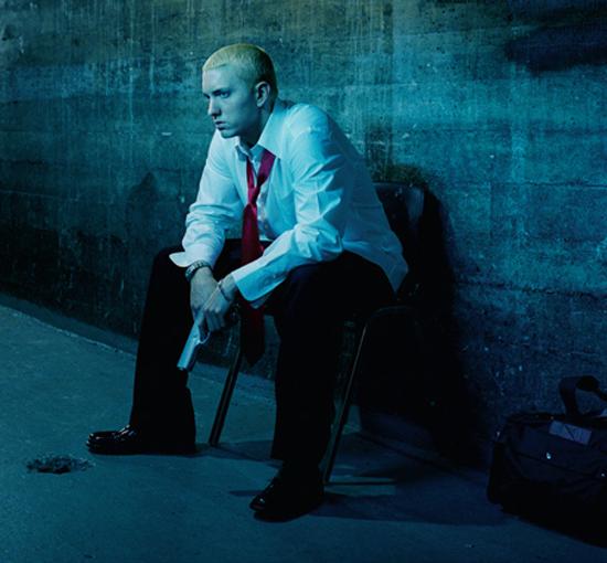 Eminem получил новые платиновые сертификаты. Encore