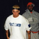 Eminem and Proof 1997