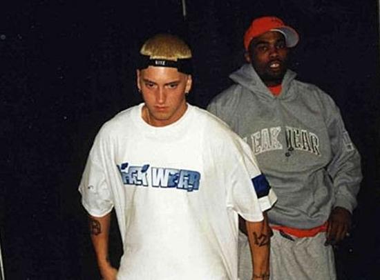 Eminem Proof Paul Rosenberg Андеграунд-история: Proof свёл Эминема и Пола Розенберга